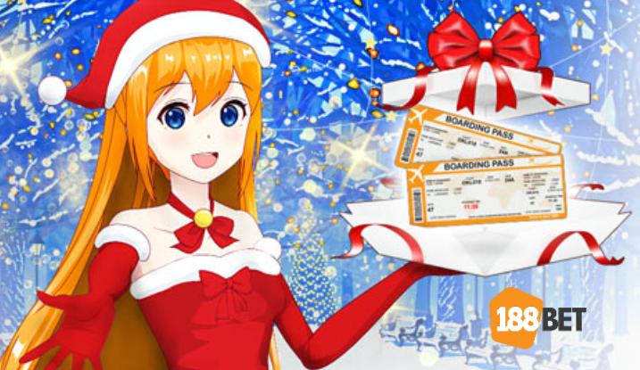 【11月11日~12月23日まで】日本限定!年末大ボーナスキャンペーン|188BETカジノ