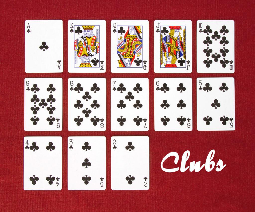 ポーカーの数字の強い順番