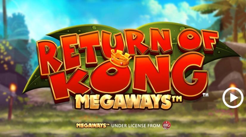 RETURN OF KONG MEGAWAYS(リターンオブコングメガウェイズ)
