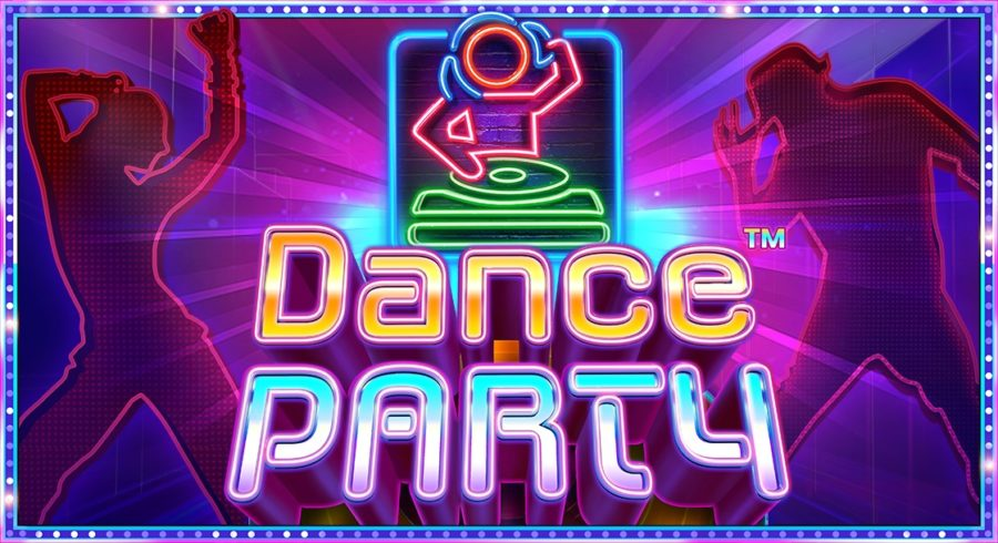 【今プレイできるのはここだけ!】ラッキーデイズカジノで新スロット「Dance Party」がリリース