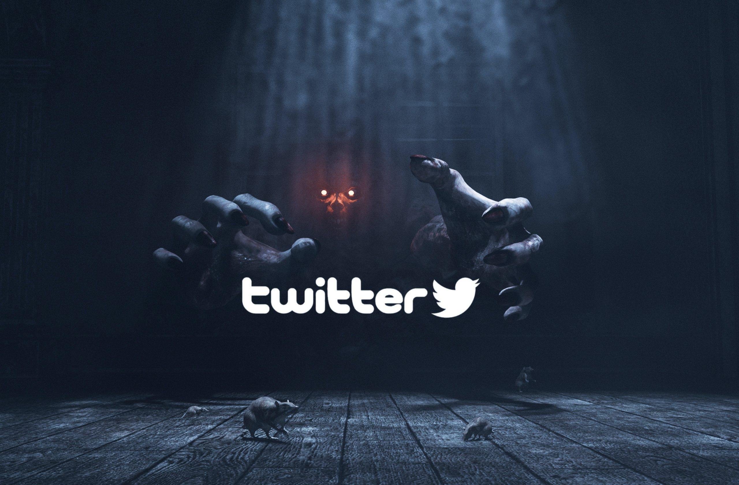 Twitterは魑魅魍魎の世界
