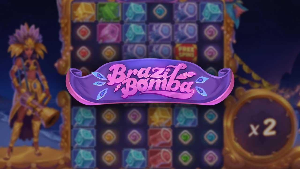 Yggdrasil GamingのBrazil Bomba