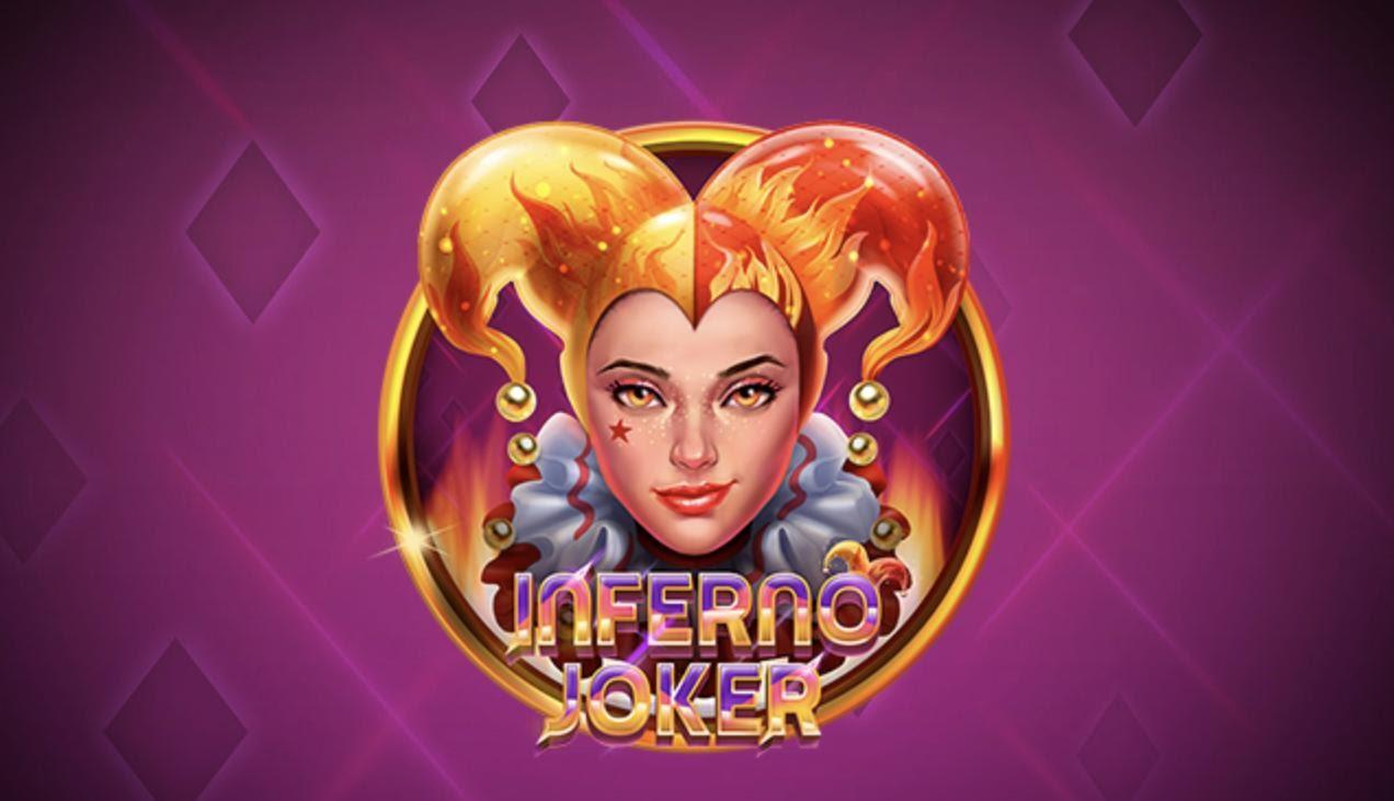 Inferno Jokerのトップ画面