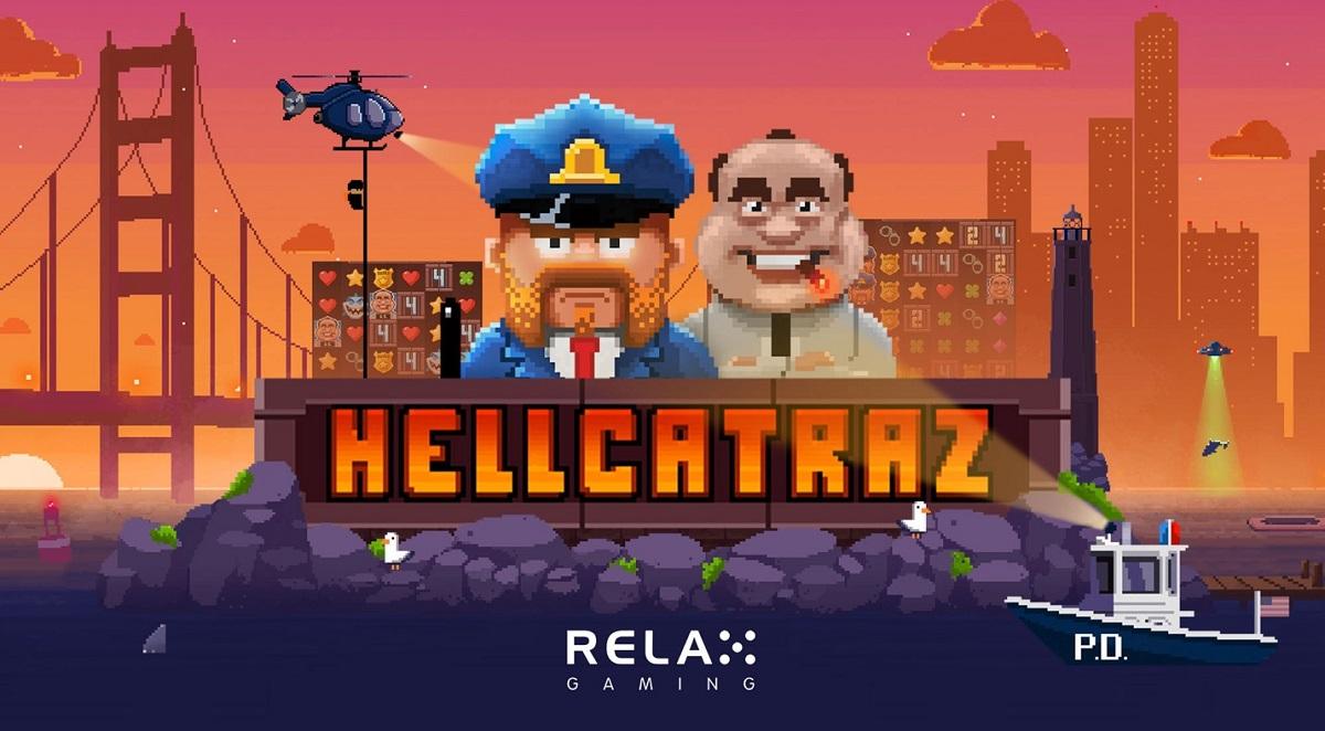 Relax GamingのHellcatraz
