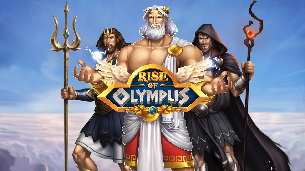Play'n GoのRise of Olympus