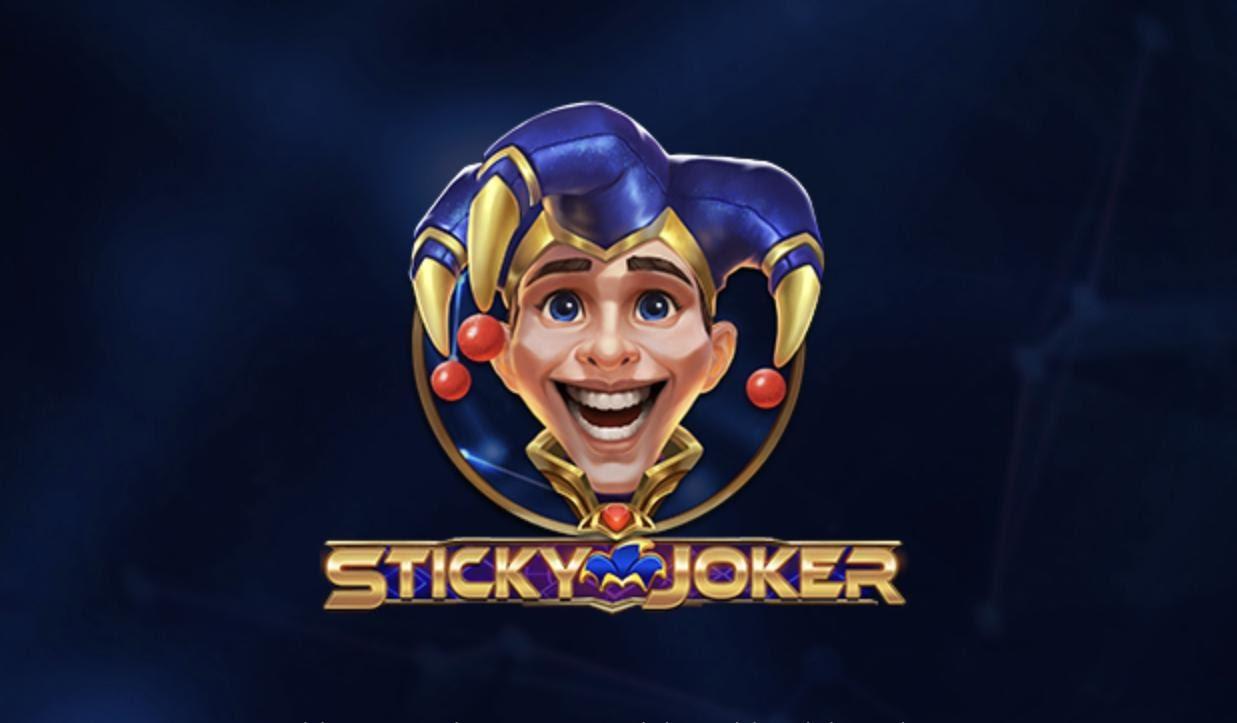Sticky Jokerのトップ画面