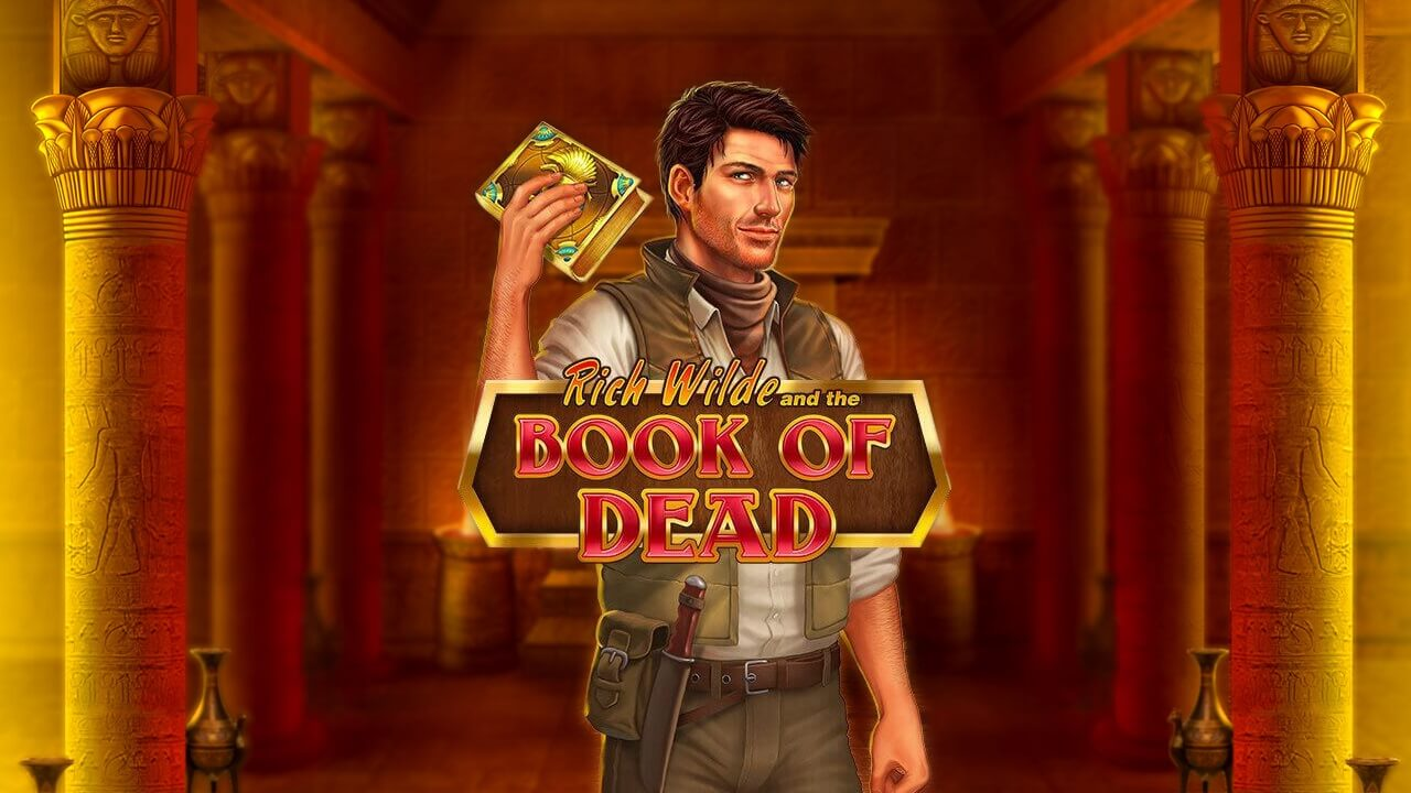 Play'nGoのBook of Dead