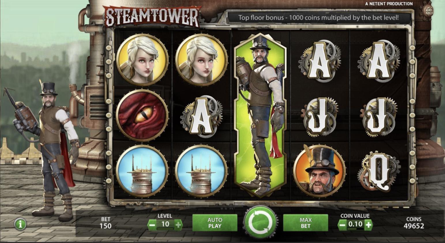 Steam Tower2