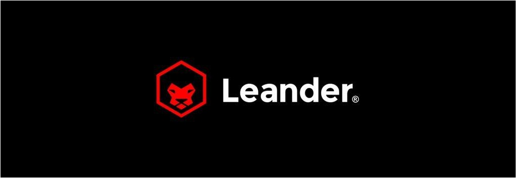 leandergames社のロゴ
