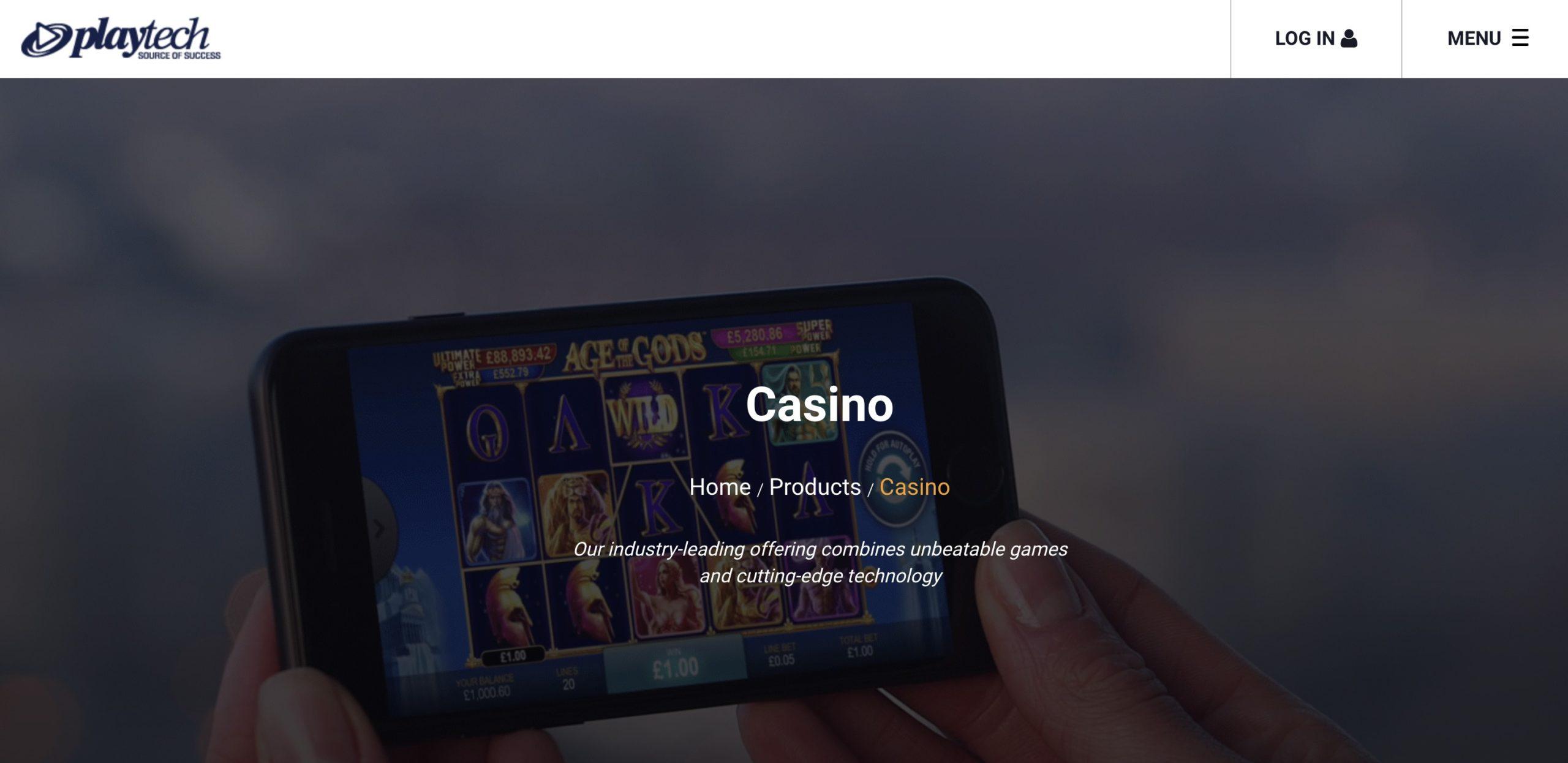 Playtech オンラインカジノ