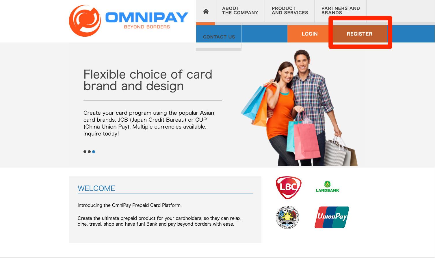 TIGER PAY (タイガーペイ)Omni Pay