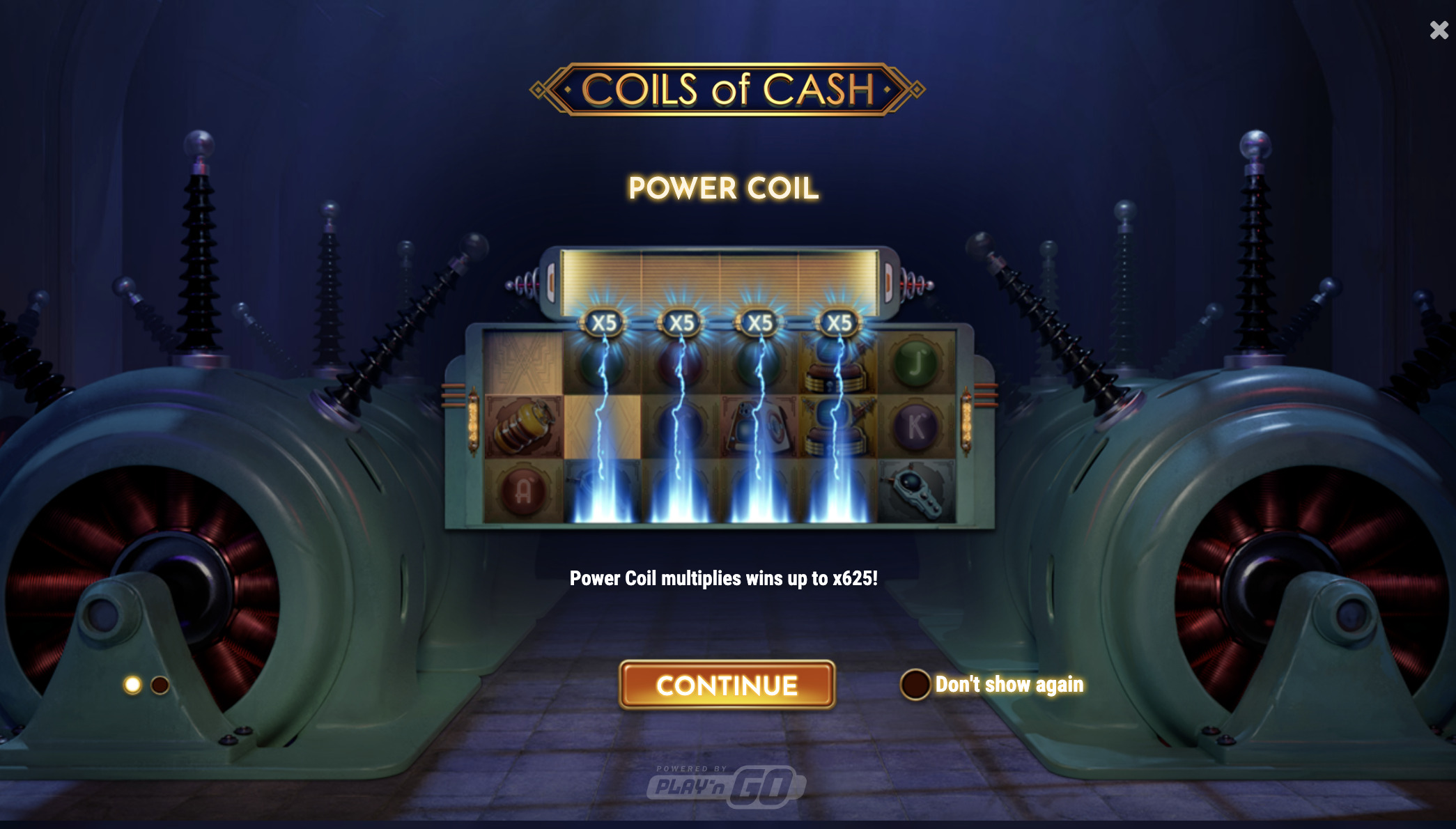 coil of cash