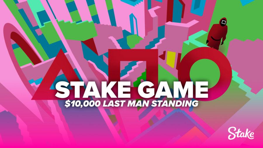 【ステークカジノ】STAKE GAME開催!!チャレンジをクリアして万ドル山分け!